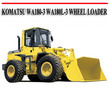 Thumbnail KOMATSU WA180-3 WA180L-3 WHEEL LOADER REPAIR MANUAL