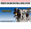 Thumbnail PERKINS 2306 2806 INDUSTRIAL DIESEL ENGINE REPAIR MANUAL