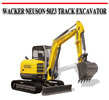 Thumbnail WACKER NEUSON 50Z3 TRACK EXCAVATOR WORKSHOP REPAIR MANUAL