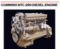 Thumbnail NTC 290 NTC-290 DIESEL ENGINE WORKSHOP SERVICE REPAIR MANUAL