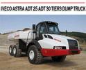 Thumbnail ASTRA ADT 25 ADT 30 TIER3 DUMP TRUCK WORKSHOP REPAIR MANUAL
