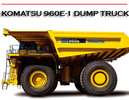 Thumbnail 960E-1 DUMP TRUCK WORKSHOP SERVICE REPAIR MANUAL