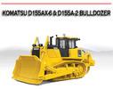 Thumbnail D155AX-6 & D155A-2 BULLDOZER WORKSHOP SERVICE REPAIR MANUAL