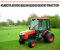 Thumbnail B1830 B2230 B2530 B3030 TRACTOR WORKSHOP REPAIR MANUAL