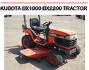 Thumbnail BX1800 BX2200 TRACTOR WORKSHOP SERVICE REPAIR MANUAL