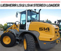 Thumbnail L512 L514 STEREO WHEEL LOADER WORKSHOP SERVICE REPAIR MANUAL