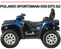 Thumbnail SPORTSMAN 550 EPS X2 2010-2012 ATV WORKSHOP REPAIR MANUAL
