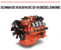 Thumbnail DC16 & DI16 DC DI 16 DIESEL ENGINE WORKSHOP REPAIR MANUAL