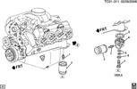 Thumbnail GM STG 6.2L V8 LH6 LL4 DIESEL ENGINE WORKSHOP SERVICE MANUAL
