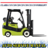 Thumbnail CLARK C15 C18 C20 C25 C30 C32 C33 FORKLIFT WORKSHOP MANUAL