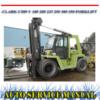 Thumbnail CLARK C500 Y 180 200 225 250 300 350 WORKSHOP MANUAL