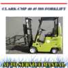 Thumbnail CLARK CMP 40 45 50S FORKLIFT TRUCK WORKSHOP SERVICE MANUAL