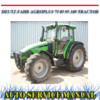 Thumbnail DEUTZ FAHR AGROPLUS 75 85 95 100 WORKSHOP SERVICE MANUAL
