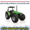 Thumbnail DEUTZ FAHR AGROTRAC 110 130 150 TRACTOR WORKSHOP MANUAL