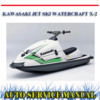 Thumbnail KAWASAKI JET SKI WATERCRAFT X-2 JF800-A1 WORKSHOP MANUAL