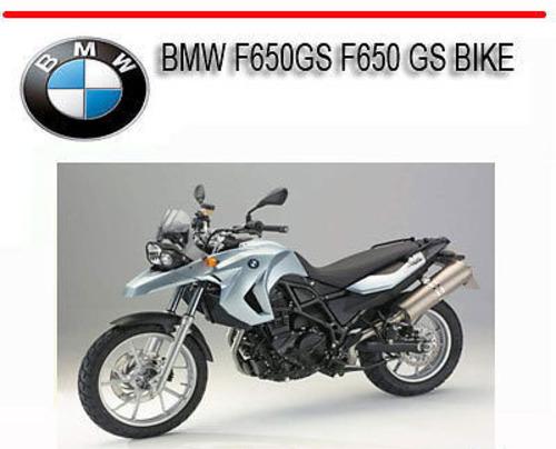 bmw f650gs f650 gs bike repair service manual download. Black Bedroom Furniture Sets. Home Design Ideas