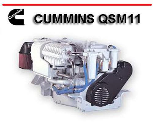 Cummins Qsm11 Qsm 11 Operation Service Manual