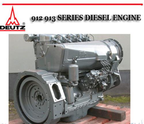 deutz 912 913 series diesel engine workshop service repair m down rh tradebit com deutz f2l511 diesel engine manual deutz diesel service manual