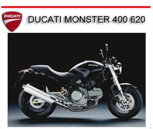ducati monster 400 620 bike repair service manual. Black Bedroom Furniture Sets. Home Design Ideas