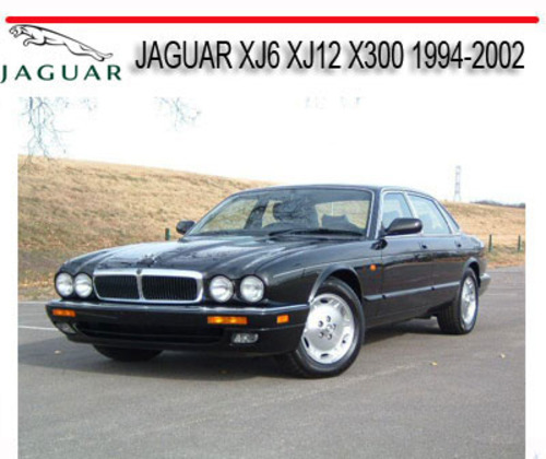 jaguar xj6 xj12 x300 1994 2002 service repair manual download man rh tradebit com 1994 jaguar xj6 repair manual 1990 Jaguar XJ6