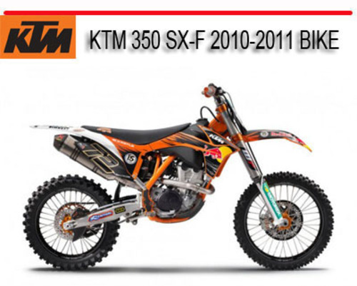 Pay For KTM 350 Sxf 20102011 Bike Service Repair Manual: 2015 KTM Sxf Wiring Diagram At Outingpk.com