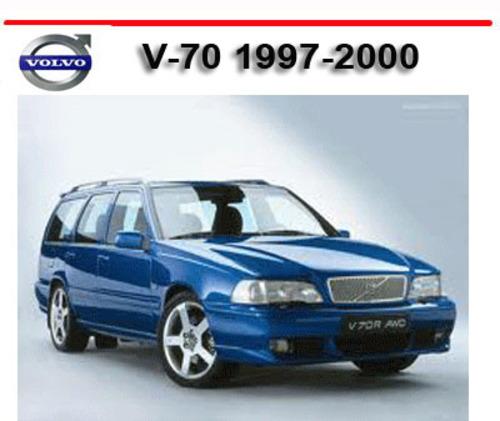 Volvo V70 V-70 1997-2000 Workshop Service Repair Manual