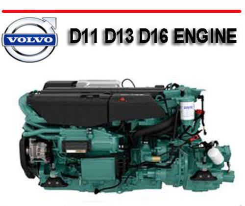 volvo truck d11 d13 d16 engine workshop repair manual ma pay for volvo truck d11 d13 d16 engine workshop repair manual