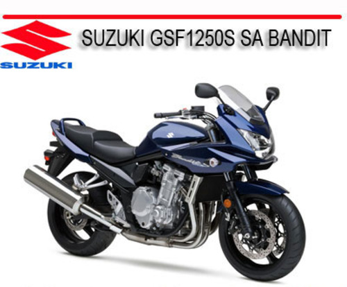 suzuki gsf1250s sa bandit 2005 onward bike repair manual. Black Bedroom Furniture Sets. Home Design Ideas