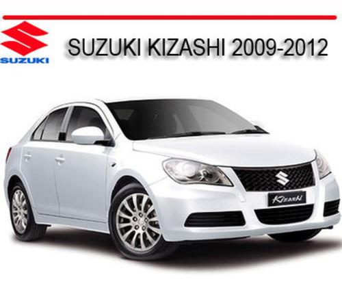 Suzuki Kizashi 2009-2012 Repair Service Manual