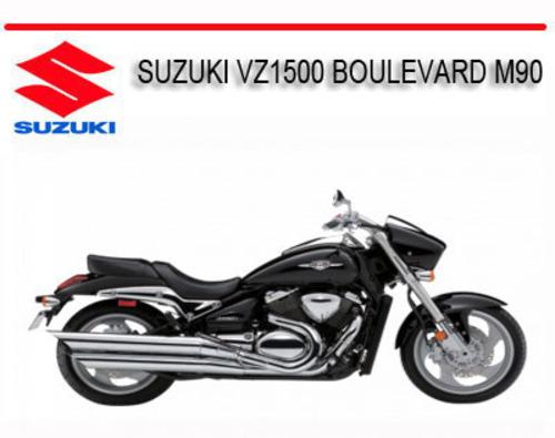 Suzuki Boulevard Mowners Manual Download