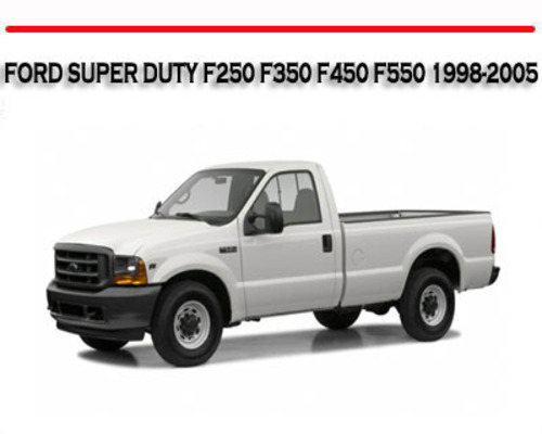 2005 ford f250 powerstroke owners manual. Black Bedroom Furniture Sets. Home Design Ideas