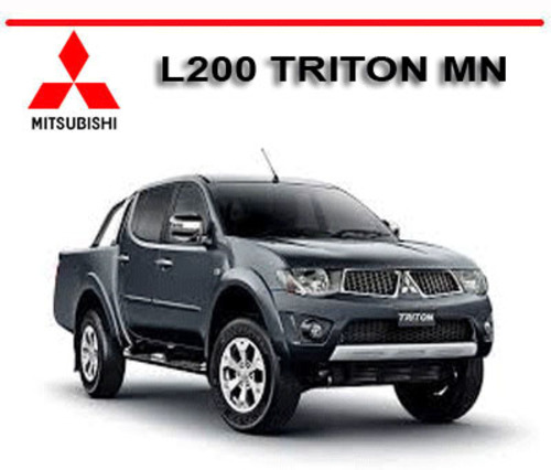 mitsubishi l200 triton mn 2012 2014 repair manual download manual rh tradebit com mitsubishi l200 service manual pdf 2007 mitsubishi l200 owners manual