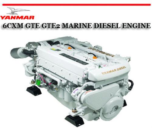 yanmar alternator wiring manual images yanmar 6cxm gte gte2 yanmar 6cxm gte gte2 marine diesel engine repair manual