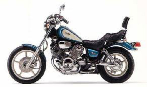 Yamaha Virago 1100 Xv1100 Bike Workshop Repair Manual
