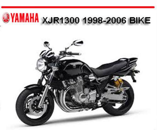 yamaha xjr1300 1998 2006 bike workshop service repair manual down rh tradebit com yamaha xjr 1300 owners manual yamaha xjr 1300 service manual