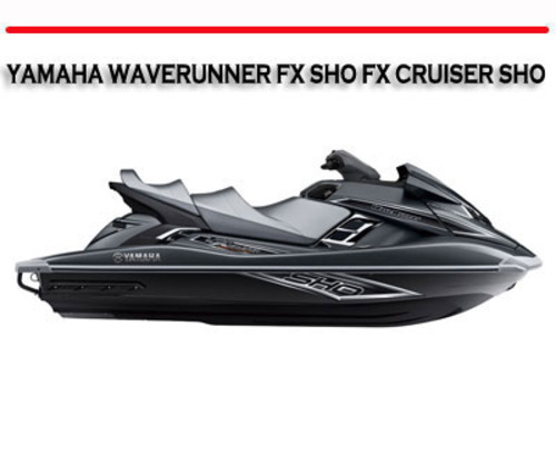 Yamaha Sho Waverunner Issues