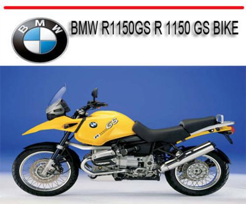 bmw r1150gs owners manual pdf