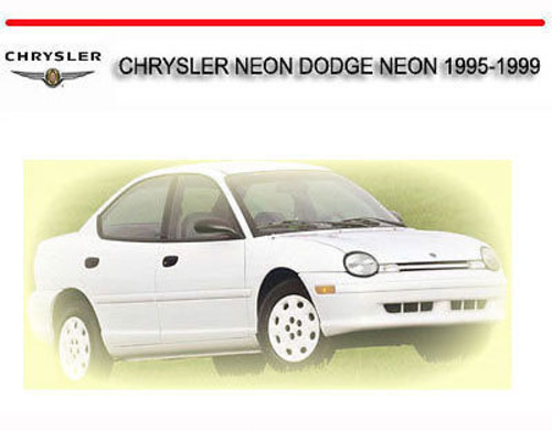 chrysler neon dodge neon 2 0l 1995 1999 repair manual download ma rh tradebit com chrysler neon 2002 service manual chrysler neon 2002 service manual