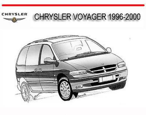 Free CHRYSLER VOYAGER 1996-2000 WORKSHOP REPAIR MANUAL Download thumbnail