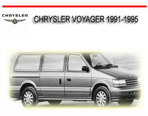Chrysler voyager 1991 1995 workshop repair manual download manual pay for chrysler voyager 1991 1995 workshop repair manual fandeluxe Image collections