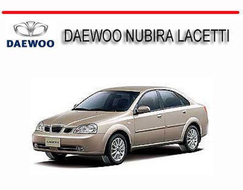 daewoo nubira lacetti 2002 2008 service repair manual. Black Bedroom Furniture Sets. Home Design Ideas