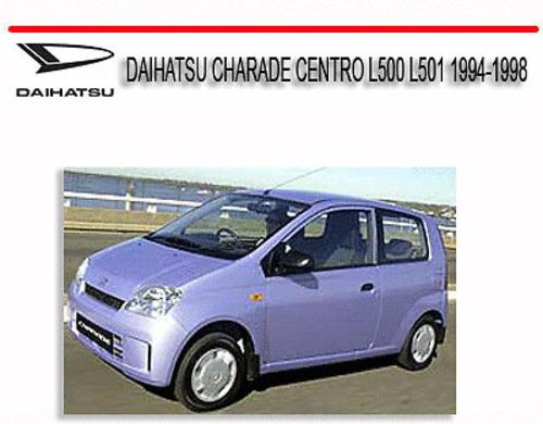Daihatsu Manual  U2013 Best Repair Manual Download