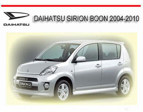 Daihatsu Sirion Boon 2004