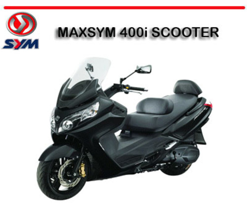 Sym manual best repair manual download for Garage reparation scooter