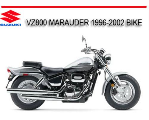 Suzuki Vz800 Marauder 1996