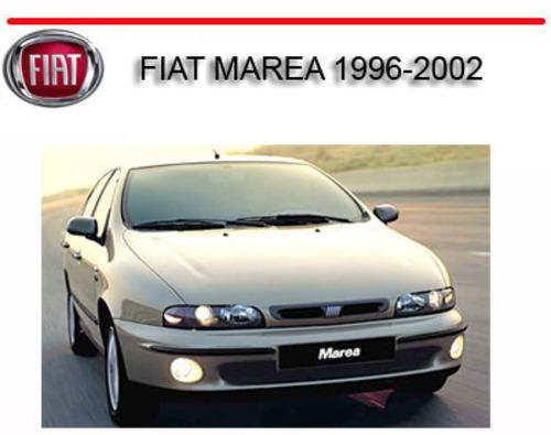 fiat marea 1996 2002 workshop repair service manual download manu rh tradebit com Auto Repair Manuals PDF Do Yourself Car Repair Manual