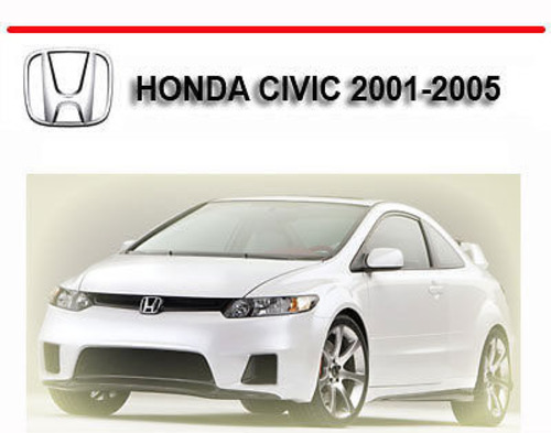 service manual 2001 honda civic owners manual 2001. Black Bedroom Furniture Sets. Home Design Ideas