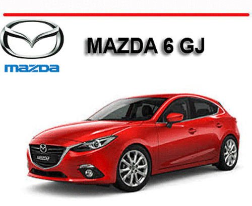 mazda 6 gj series 2012 2014 repair owners manual download manua rh tradebit com mazda 6 owners manual pdf mazda 6 owners manual
