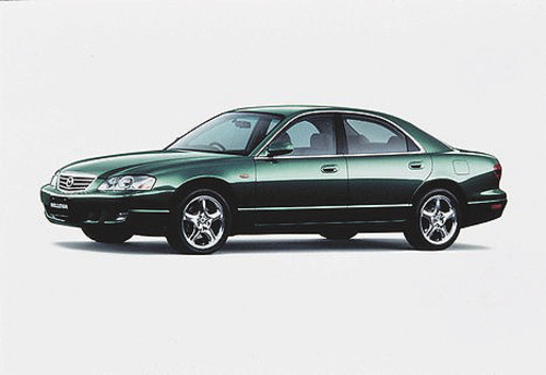 Mazda Millenia Sedan D B on Mazda Millenia Repair Manual
