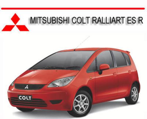 mitsubishi colt ralliart es r 2003 2011 repair manual download ma rh tradebit com Mitsubishi Colt 2013 Plirofories 2003 Mitsubishi Colt Interior